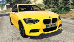 BMW M135i (F21) 2013 for GTA 5