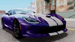 Dodge Viper SRT GTS 2013 HQLM (HQ PJ)