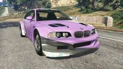 BMW M3 GTR E46 PJ2