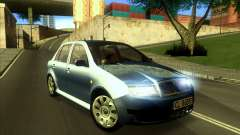Skoda Fabia 2001 for GTA San Andreas