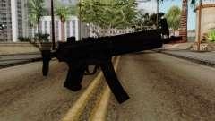 Original HD MP5 for GTA San Andreas
