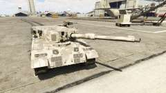 Miniature Rhino tank for GTA 5