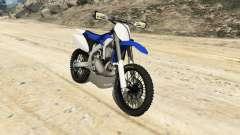 Yamaha YZ 250 [Beta]