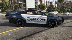 Bad Cops LSPD Livery 1.1 for GTA 5
