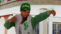 [GTA5] Fam Girl for GTA San Andreas