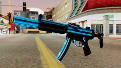 Fulmicotone MP5 for GTA San Andreas