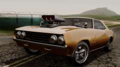GTA 5 Declasse Vigero for GTA San Andreas