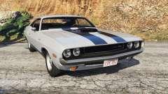 Dodge Challenger RT 440 1970 v0.3 [Beta] for GTA 5