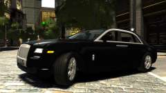 Rolls-Royce Ghost 2013 v1.0 for GTA 4