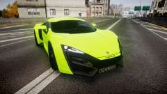 Lykan HyperSport 2014 [EPM] for GTA 4