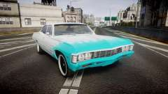 Chevrolet Impala 1967 Custom livery 1 for GTA 4