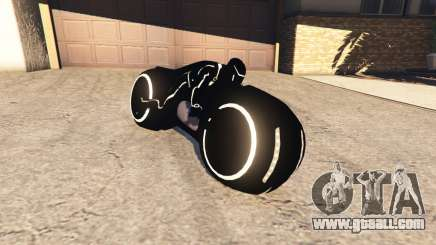 Tron Bike for GTA 5