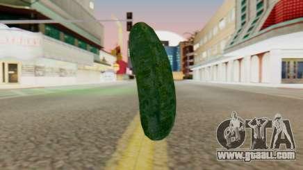 Cucumber for GTA San Andreas
