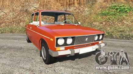 VAZ-2106 for GTA 5