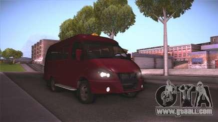 Gas 32213 for GTA San Andreas