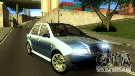 Skoda Fabia 2001 for GTA San Andreas