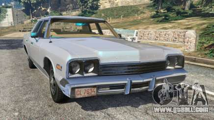 Dodge Monaco 1974 [Beta] for GTA 5