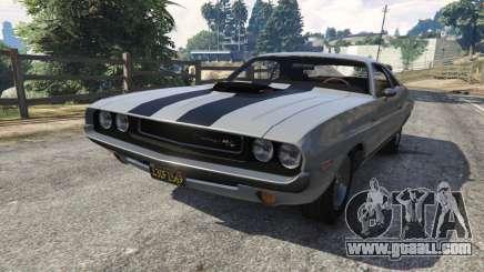 Dodge Challenger RT 440 1970 v0.8 [Beta] for GTA 5
