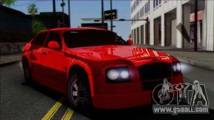 Chrysler 300C SA Style for GTA San Andreas