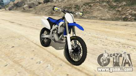 Yamaha YZ 250 [Beta] for GTA 5