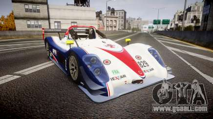 Radical SR8 RX 2011 [829] for GTA 4