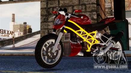 Principe Lectro from GTA 5 for GTA 4