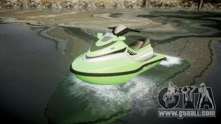 GTA V Speedophile Seashark for GTA 4