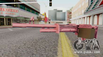 M60 SA Style for GTA San Andreas