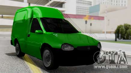 Chevrolet Combo 1.4 v2 for GTA San Andreas