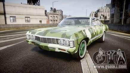Chevrolet Impala 1967 Custom livery 6 for GTA 4