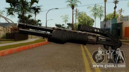 Original HD Combat Shotgun for GTA San Andreas