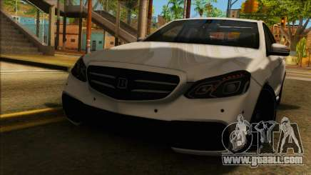 Mercedes-Benz E63 Brabus BUFG Edition for GTA San Andreas
