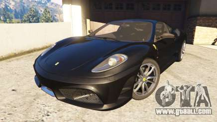 Ferrari F430 v0.1 [Beta] for GTA 5