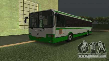 LiAZ 5293.00 for GTA San Andreas