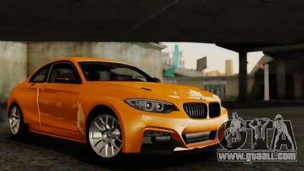 BMW M235i F22 Sport 2014 for GTA San Andreas