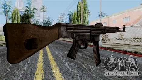 StG 44 from Battlefield 1942 for GTA San Andreas second screenshot