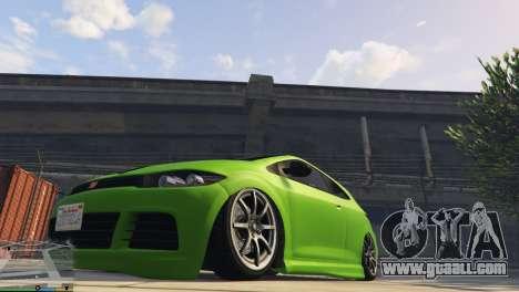 GTA 5 Air suspension v1.0 second screenshot
