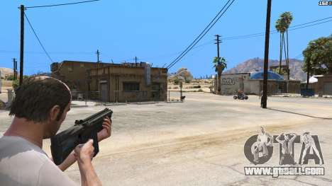 GTA 5 UTAS из Battlefield 4 third screenshot
