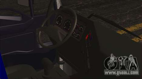 Iveco EuroStar Low Cab for GTA San Andreas right view