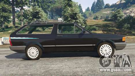 GTA 5 Volkswagen Parati Surf left side view