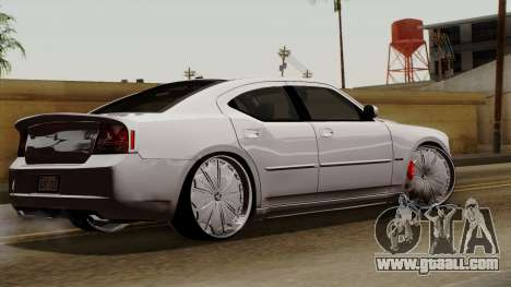 Dodge Charger 2006 DUB for GTA San Andreas left view