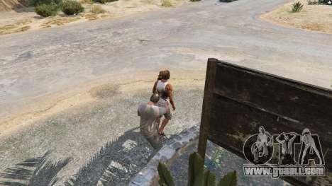 GTA 5 The Kukri fifth screenshot
