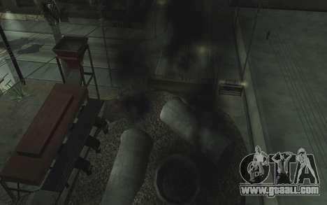 Road repair v2.0 for GTA San Andreas forth screenshot