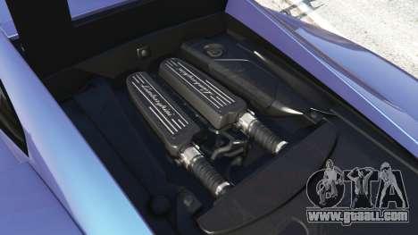 GTA 5 Lamborghini Gallardo LP 570-4 2011 Superleggera right side view