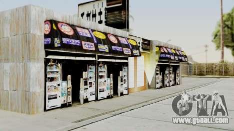 LS Chigasaki Store v3 for GTA San Andreas third screenshot