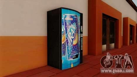 Rani Juice Machine for GTA San Andreas second screenshot