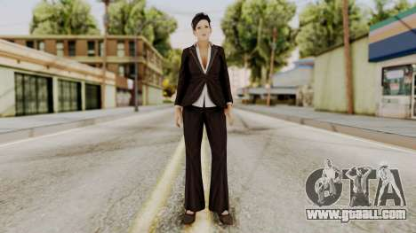 DOA 5 Miyako for GTA San Andreas second screenshot