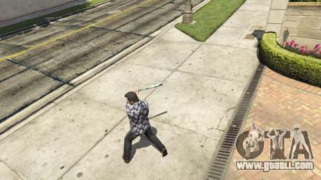 GTA 5 Anime bit fourth screenshot