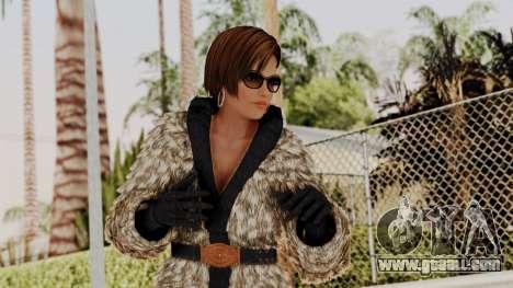 DOA 5 Lisa Hamilton Fashion for GTA San Andreas