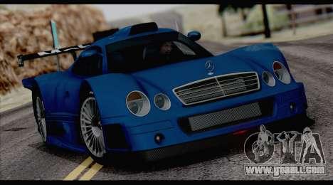 C3pot ENB for GTA San Andreas forth screenshot